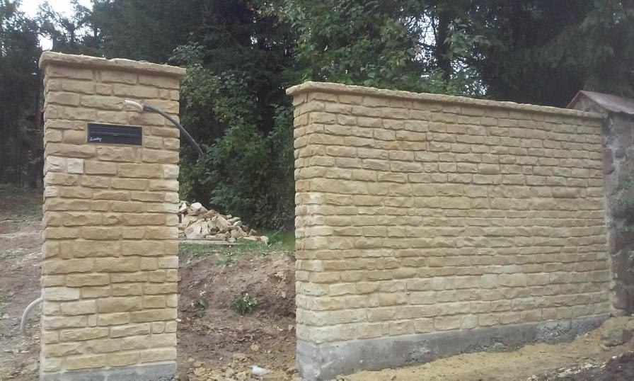 Wybitny ogrodzenie-z-kamienia-132 - Kamień ogrodzenia JI82